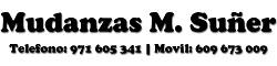 MUDANZAS SUÑER logo